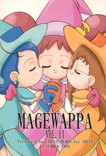 magewappa vol 11 cover