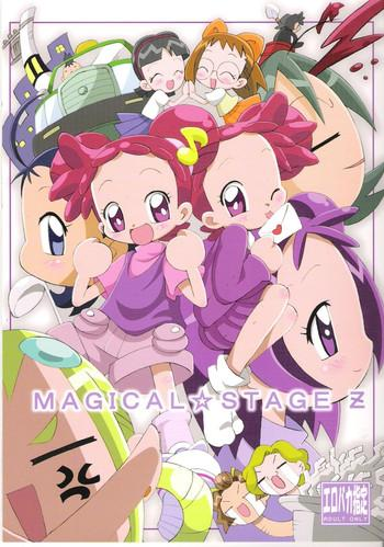 magical stage z cover
