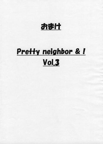 omake pretty neighbor vol 3 cover